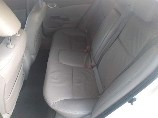 Honda Civic lxl 1.8, ano 2012/2012 automático - Foto 7