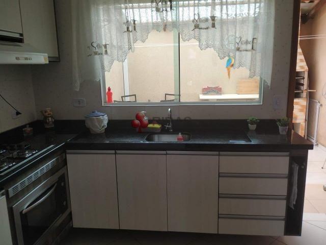 Casa à venda com 2 dormitórios em Cidade industrial, Curitiba cod:15474 - Foto 12