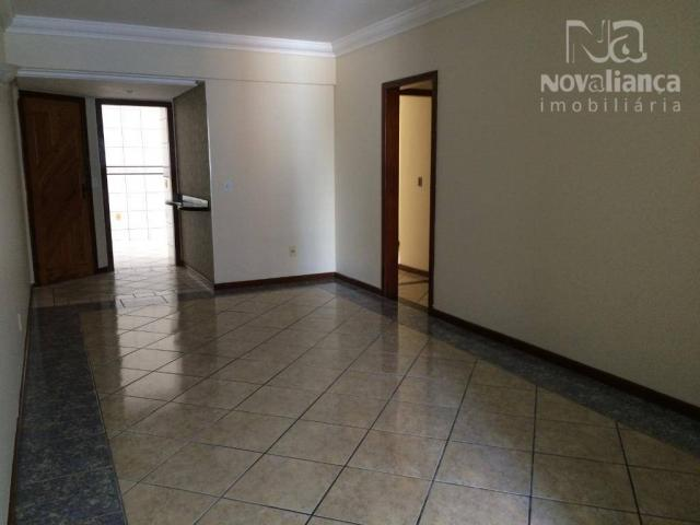 Apartamento com 3 quartos para alugar, 120 m² por R$ 1.300/mês - Praia de Itaparica - Vila - Foto 11