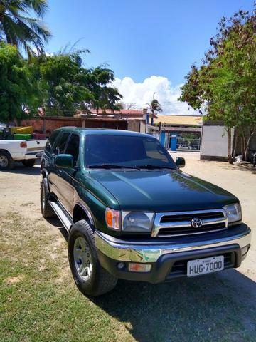 Toyota HIlux SW4 4x4 7 lugares Turbo Diesel - Foto 14