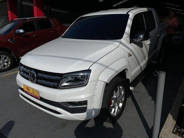 Volkswagen Amarok higline V6 3.0 diesel entrada de 10.000,00 - Foto 2