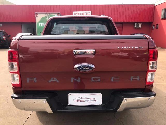 Ranger limited 3.2 diesel automática top de linha baixo km - Foto 6