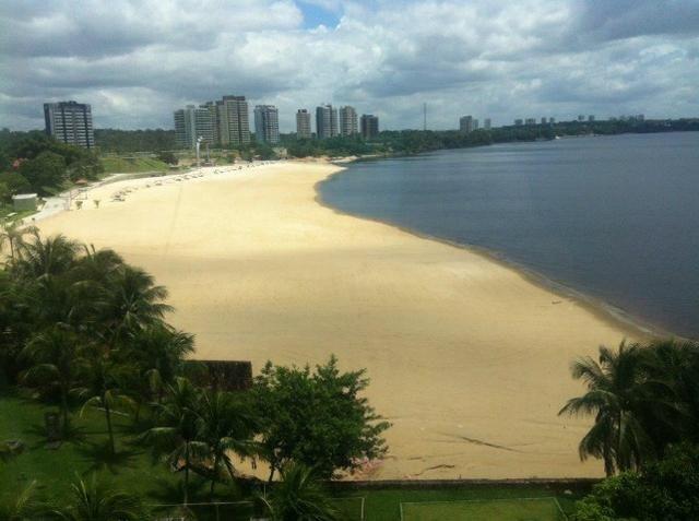 Flat Tropical Manaus/ Vista pra Orla da Ponta Negra - Foto 17