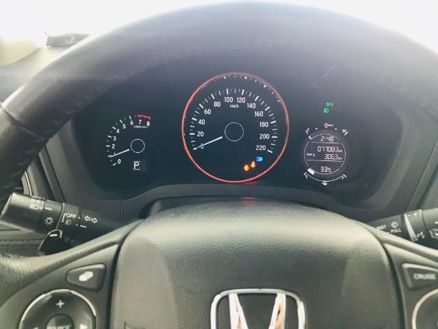 Honda HR-V EXL 1.8 Automatica CVT Top de Linha Toda Revisada - Foto 6