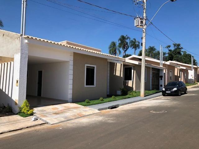 Casa cond fechado com lazer completo nova , 3 qts 2 vagas porcelanato - Foto 10