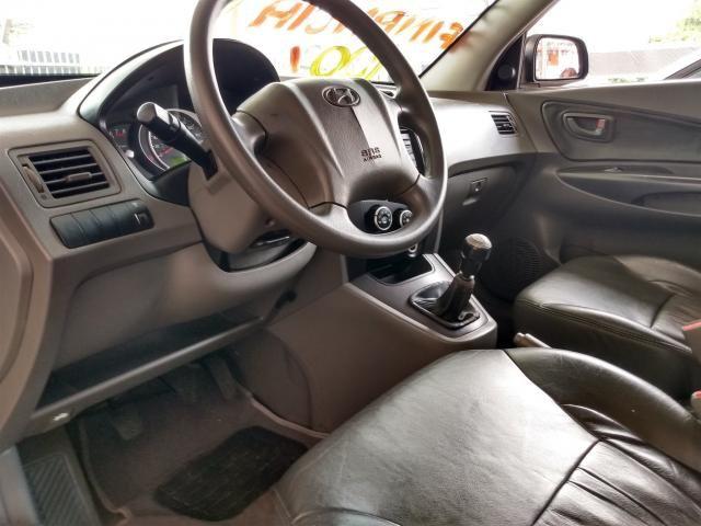 TUCSON 2008/2008 2.0 MPFI GL 16V 142CV 2WD GASOLINA 4P MANUAL - Foto 11