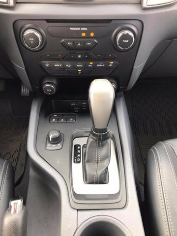 Ranger limited 3.2 diesel automática top de linha baixo km - Foto 10