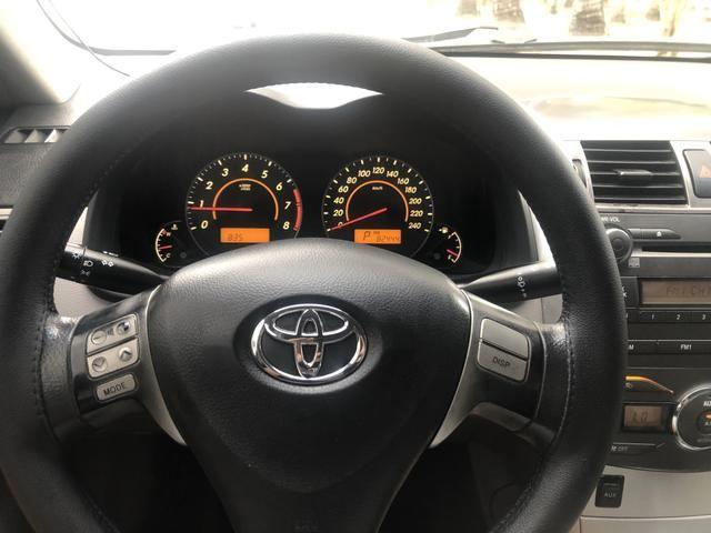 Toyota Corolla GLi 1.8 2012 (Aut) - Foto 2