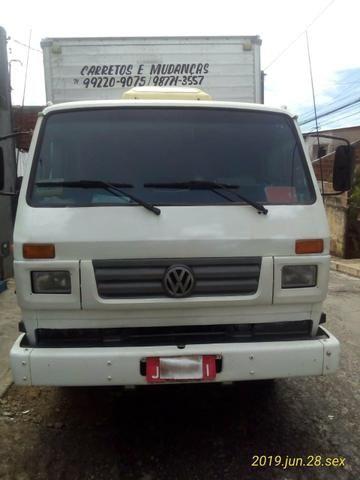 Vendo Caminhão VW 8140 Série 10 - Foto 5