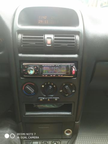 Chevrolet Astra Advantage motor 2.0 Flexpower 2009/2009 - Foto 11