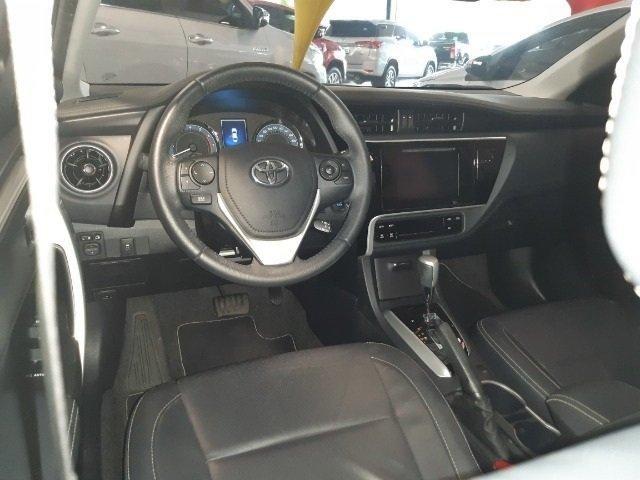 Toyota corolla 2.0 aut. Flex entrada de 7.000,00 - Foto 3