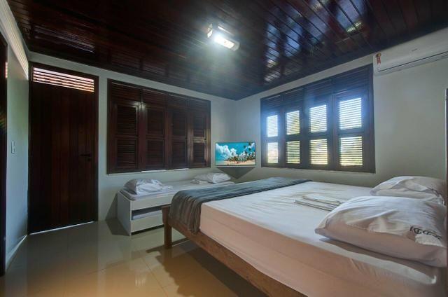 Linda mansão duplex, mobiliada, no porto das dunas - Foto 8