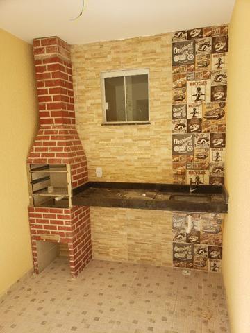Casa 2 quartos sendo um suite - Res Santa Fe Goiânia - Foto 6