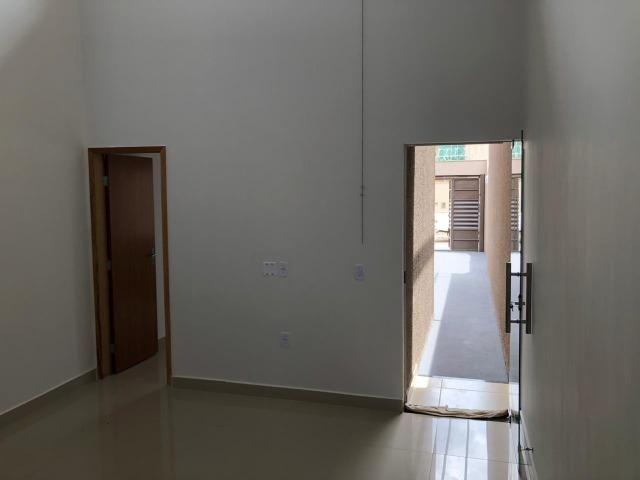 Casa nova 2 suites 2 vagas otima localização ac financiamento - Foto 9