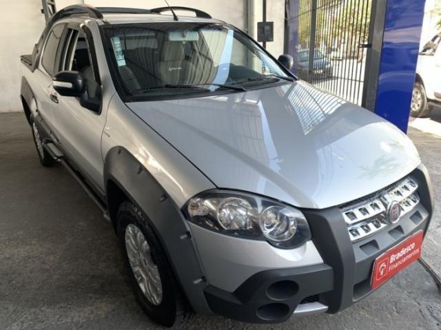 Fiat strada 2012 1.8 mpi adventure cd 16v flex 2p automÁtico - Foto 6