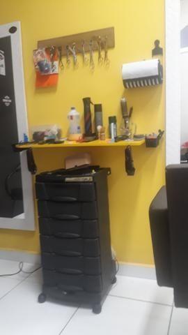 Vende-se barbearia completa - Foto 4