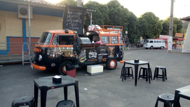 Kombi food truck / motor home 18.000 - Foto 5