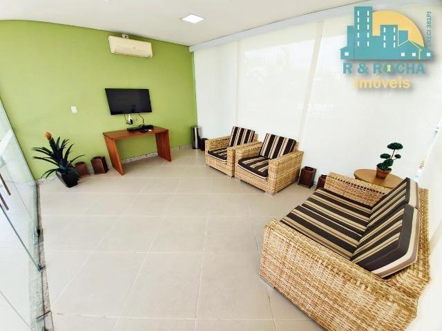 Condomínio Coral Gables - Apartamento de 134m² - 3 suítes e escritório - Foto 17