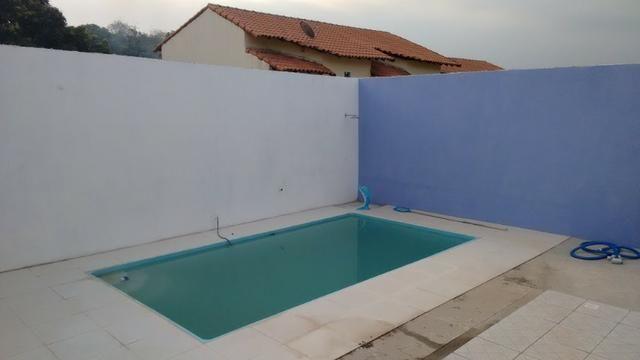 Casa de condomínio com 02 quartos,com piscina - Vista Alegre - SG - Foto 13