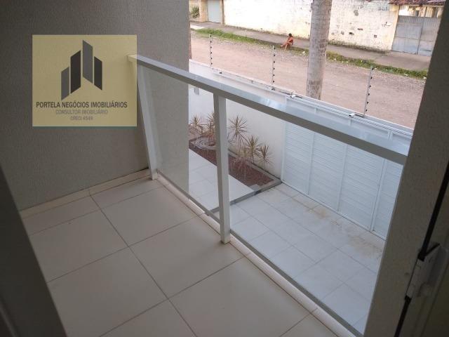 Casa Cond. Fechado, no Antares, 3/4, suíte, varanda, nascente, com piscina - Foto 16