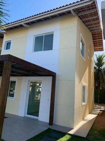 Casa com 146m² em condomínio - Eusébio/CE - Foto 3