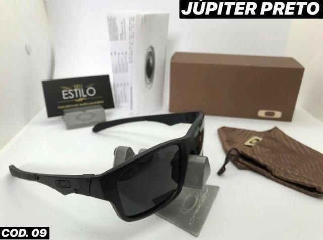 Óculos De Sol Oakley Jupiter Squared Polarizado Preto - Bijouterias ... 1b9f2c3915