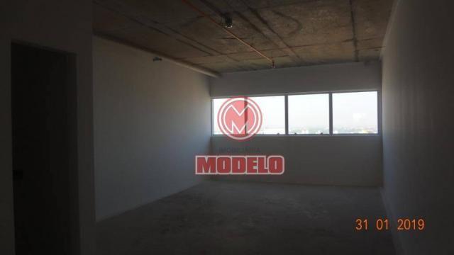 Sala para alugar, 50 m² por r$ 1.600/mês - alto - piracicaba/sp - Foto 2