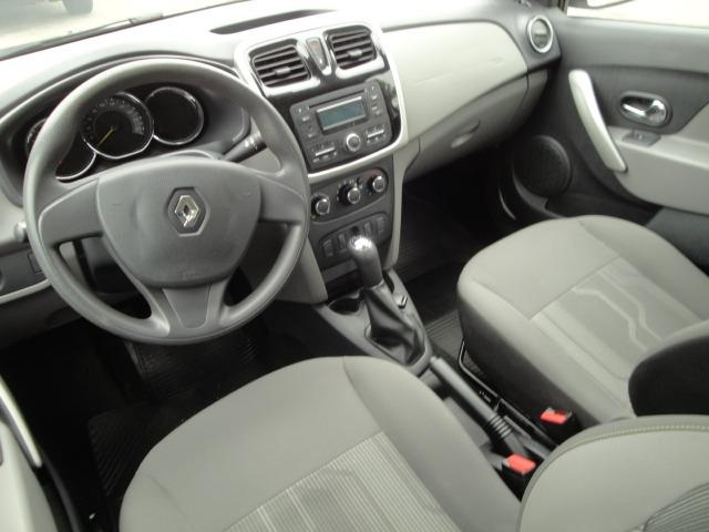 Renault Logan 1.0 Expre 2014 Completo - Foto 10