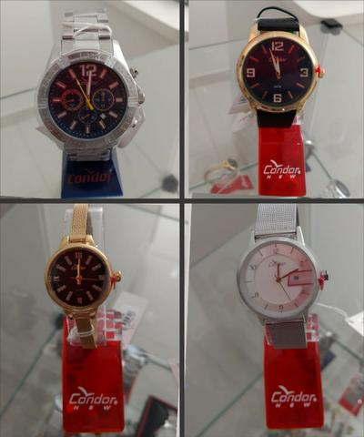 f11d6e4ee85 Relógios Lince. Orient. Condor. Tecnic