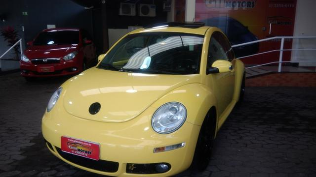 Vw - Volkswagen New Beetle 2.0 Mi Flex AUT. - 2008
