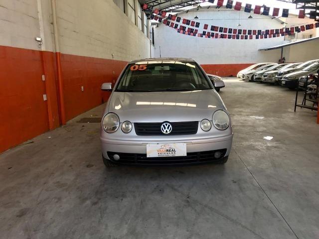 Vw - Volkswagen Polo 1.6 flex 2005 / Muito conservado - Maycon (27)-999.680.333 - 2005
