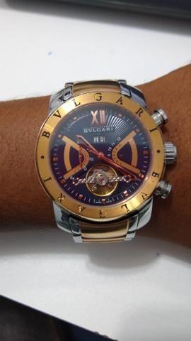 bb9c05e003022 Relógio Bulgari - Bijouterias, relógios e acessórios - Jardim Jordão ...