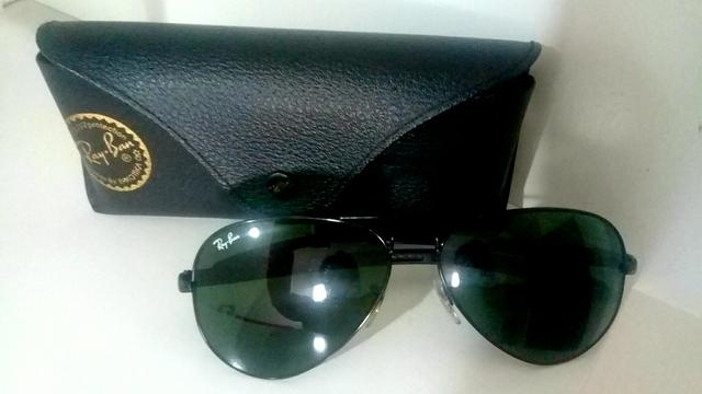 Oculos ray ban original 150   - Bijouterias, relógios e acessórios ... 083982578b