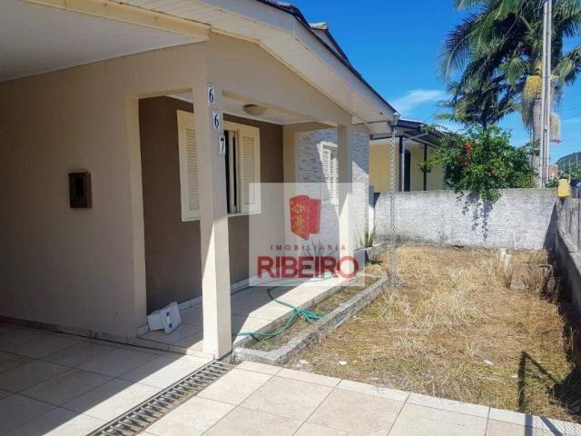 Casa com 4 dormitórios à venda, 75 m² por R$ 130.000 - Vila São José - Araranguá/SC - Foto 4