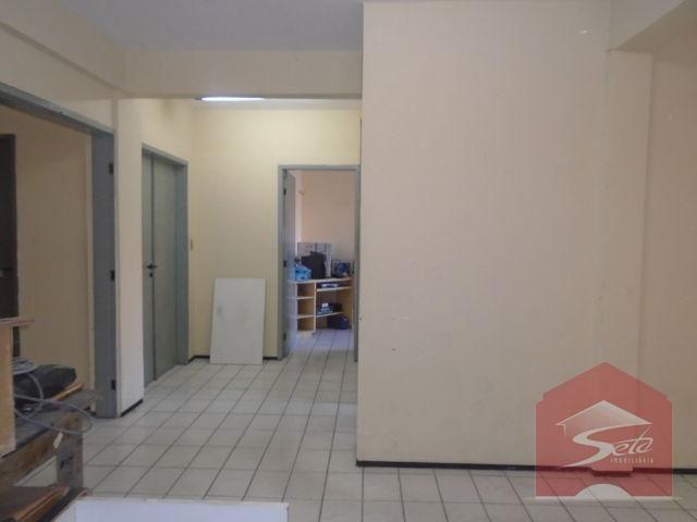 Prédio comercial 500m² a. const., 2 pisos, à venda, parquelândia - Foto 9