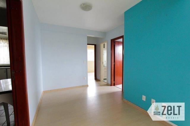 Apartamento residencial à venda, fortaleza, blumenau - ap0842. - Foto 4
