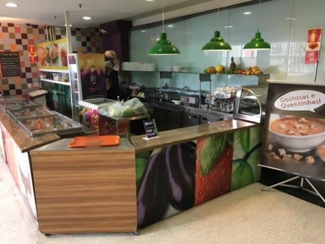 Fast Food-Restaurante-Hipermercado-Zona Oeste-(6358)-SP