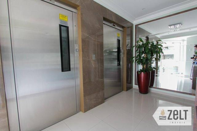 Apartamento residencial à venda, fortaleza, blumenau - ap0842. - Foto 17