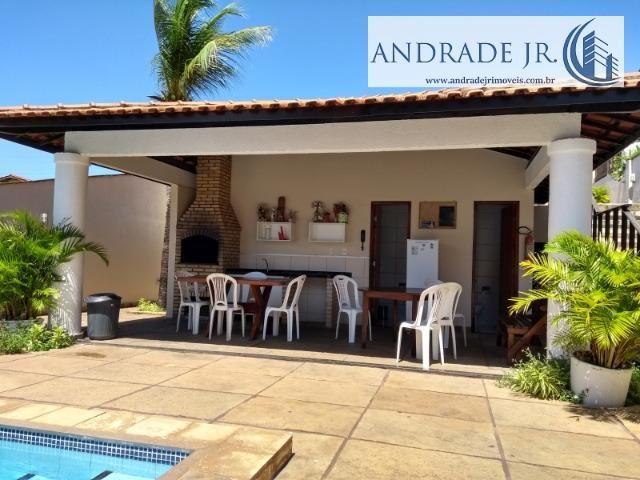 Casa duplex em condomínio no Porto das Dunas, nascente, com vista mar e área de lazer - Foto 20