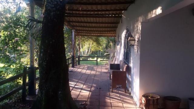 Sítio para venda em cachoeiras de macacu, faraó, 3 dormitórios, 1 banheiro, 10 vagas - Foto 3
