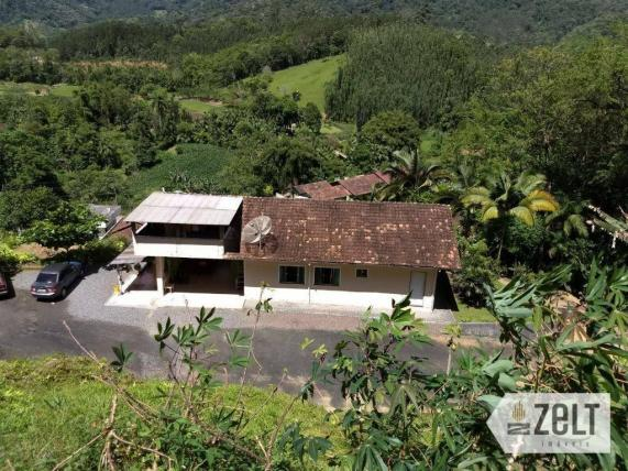 Selecione residencial à venda, rural, benedito novo. - Foto 5