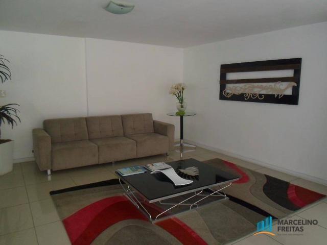 Apartamento residencial à venda, Cocó, Fortaleza - AP2611. - Foto 11