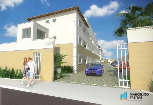 Apartamento residencial à venda, Jangurussu, Fortaleza. - Foto 15