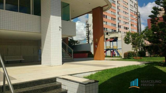 Apartamento residencial à venda, Fátima, Fortaleza - AP3406. - Foto 4
