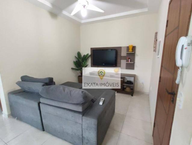 Apartamento 2 quartos, a 2 quadras da praia de Costazul, Rio das Ostras! - Foto 5