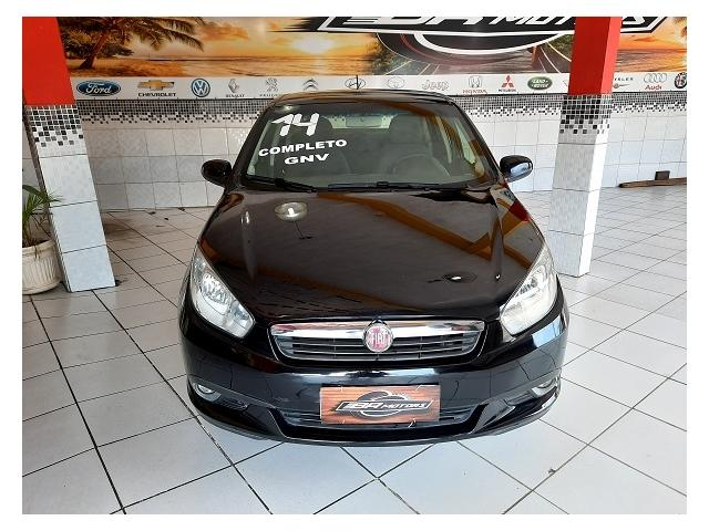 Fiat Grand siena 1.4 mpi 8v tetrafuel 4p manual - Foto 2