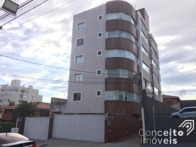 Apartamento à venda com 2 dormitórios em Estrela, Ponta grossa cod:392631.001