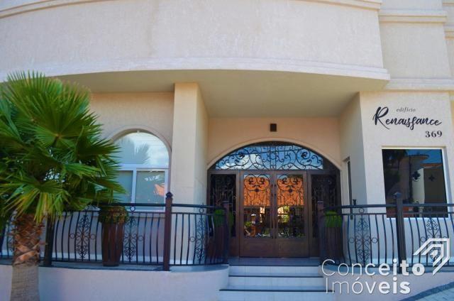 Apartamento à venda com 3 dormitórios em Jardim carvalho, Ponta grossa cod:392629.001 - Foto 3