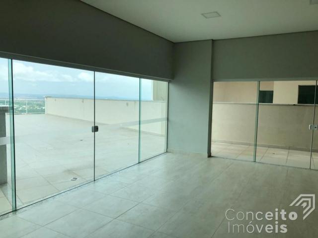 Apartamento para alugar com 3 dormitórios em Centro, Ponta grossa cod:392517.001 - Foto 9