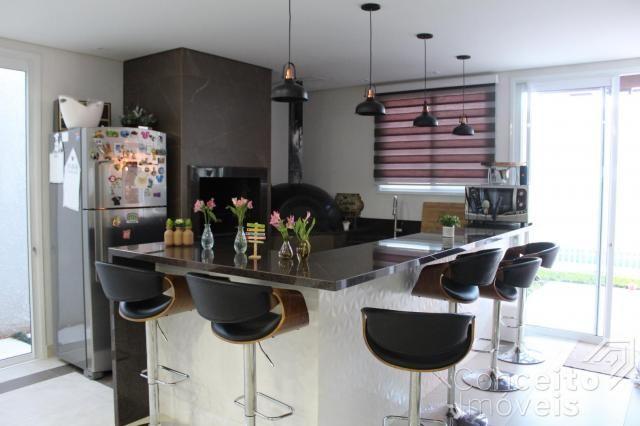 Casa à venda com 4 dormitórios em Órfãs, Ponta grossa cod:392486.001 - Foto 13